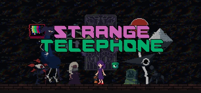 「Strange Telephone」バージョン2.0.0が配信開始!新規ワールドやアイテム、エンディングも複数追加となる待望の大型アップデート!