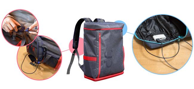 「Pokémon GO」を快適に遊ぶのに1番役に立つアイテムはこのバッグだと思う