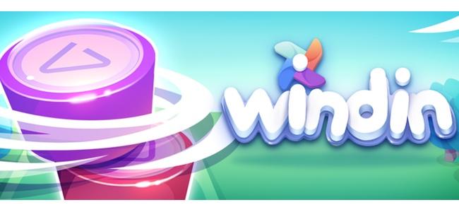 ブロックが揃うかは風まかせ!?風の力で毎回動くブロックを3つ以上並べて消し続けるパズル「Windin」レビュー