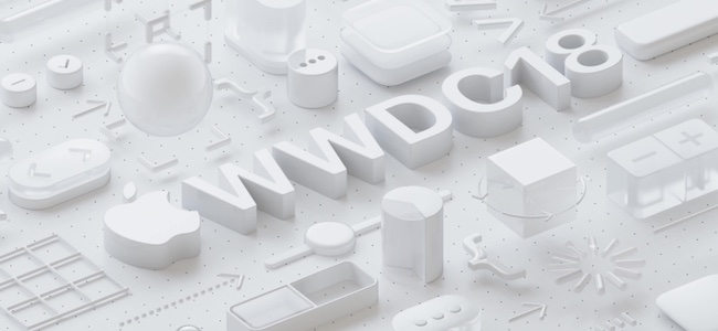 Appleがメディアに向けてWWDC 2018の招待状を送付開始。開催は日本時間6月5日午前2時から