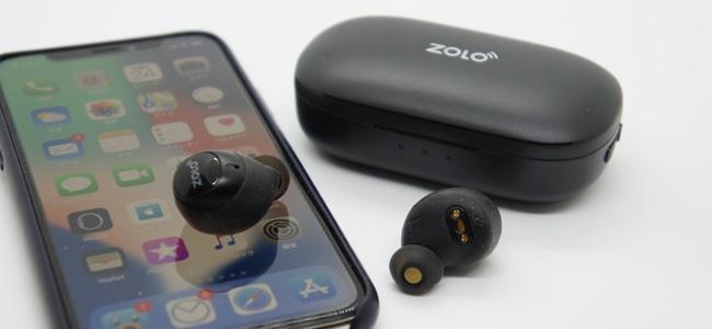 Ankerから完全ワイヤレスイヤホン「Zolo Liberty」発売!Siriを使っての操作やバッテリーケースと合わせて最大24時間の使用が可能